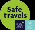 WTTC SafeTravels Stamp Bela Nova 1